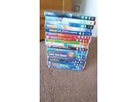 Bundle of scooby doo dvds