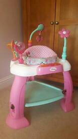 Minnie Mouse Bright Starts Bounce Baby