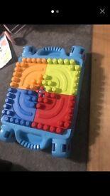 Mega bloks Lego table
