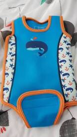 Mothercare Baby wetsuit - size 6-12 months
