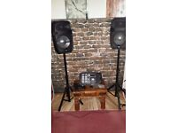 Party in a Box As new DJ PA System with Bluetooth, USB, SD & MP3 Connections