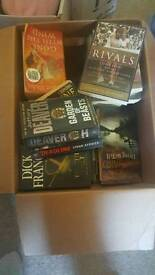 Joblot of books