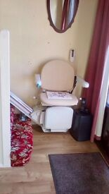 Stannah straight stair lift