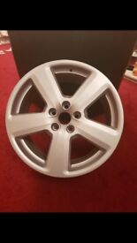 Audi A4 18 inch alloys newly refurbished