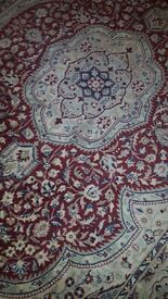 Beautiful large 6M Persian Rug