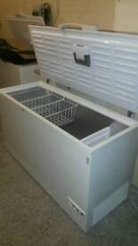 Carvell chest freezer ideal for commercial use