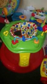 Hauck baby jump around