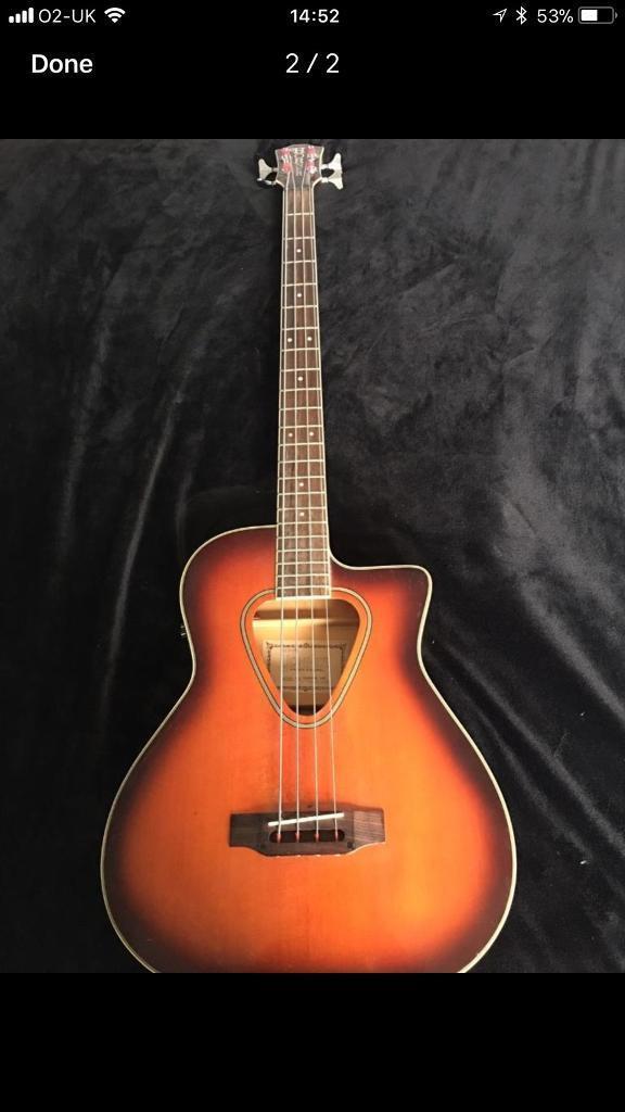 Hohner Acoustic Bass Guitar In Walton Merseyside Gumtree