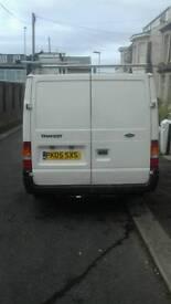 Transit van preasure washer
