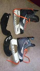 CCM U+ Vibe Skates size US10 Large