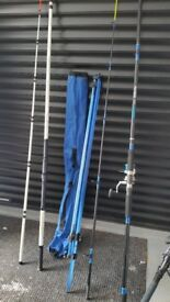 Sea fishing tackle and course fishing Tackle for sale, Real Bargain