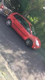 BREAKING Ford Fiesta 1.4 TDCI