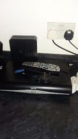 Sky +hd box with remote in full working order