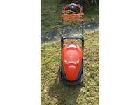 Flymo 330v easiglide electric lawn mower