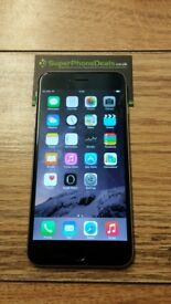 APPLE IPHONE 6S PLUS 32GB (SPACE GRAY) - UNLOCKED TO ALL NETWORKS -
