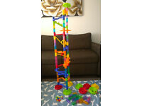 Marble run and more games