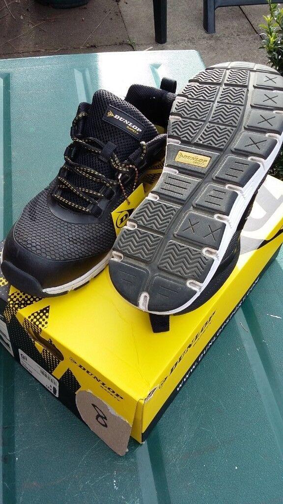 a69da7e8fbf Dunlop Safety shoes size 8 | in Mansfield, Nottinghamshire | Gumtree