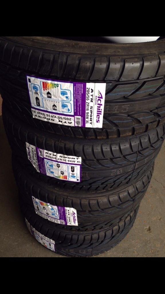 Tyre 215 55 16