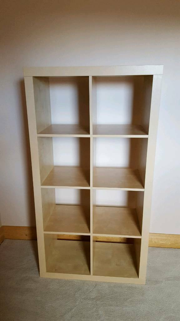 ikea kallax 8 cube storage unit in dundonald belfast gumtree. Black Bedroom Furniture Sets. Home Design Ideas
