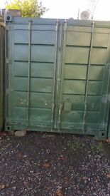 20 ft Containers - a selection from £750 each.