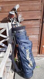 Golf club starter set free