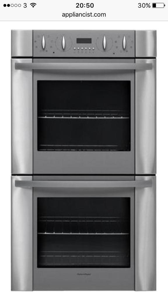 Fisher And Paykel Oven Icon Series Astro Tower Wall