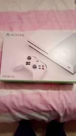 X BOX 1 S brand new