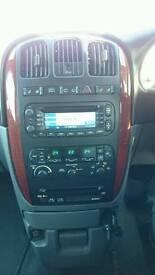 Chrysler Grand Voyager v6 3.3 petrol/lpg