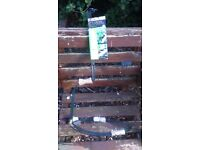 Brand New Botanico Quick Fit Grow Bag Support Kit x3 & 3 X Plant Halos Green Watering Halo Ring