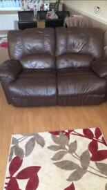 2 & 3 recliner sofas