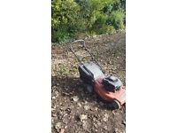 Mountfield Walk Power Lawnmower