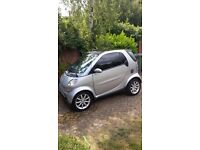 Smart Car, Brilliant condition, low millage, Cheap runner. # Cruise Control #