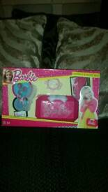 Barbie sparkle bag