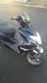 Db125t22 scooter