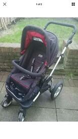 Pushchair and Pram