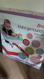 Baby walker brand new in box
