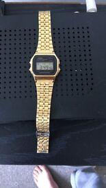 Casio mans watch barely worn