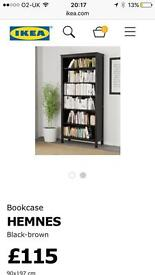 2 x Ikea bookcase