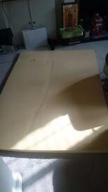 Memory Foam Mattress Topper for Double Bed