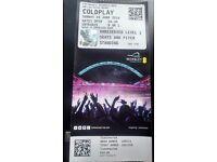 Coldplay live at Wembley THIS SUNDAY!!