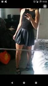 Topshop play suit size 6 only been worn to try