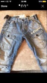G star jeans 32leg 32waist