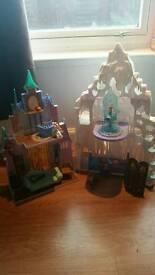 Disney frozen Elsa palace