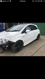 Vauxhall Corsa Limited Edition 2012 CHEAP