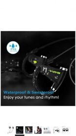 Bluetooth Headphones, BARA E3 Wireless Earphones with CVC6.0 Noise Cancelling Mic and CSR Chip,