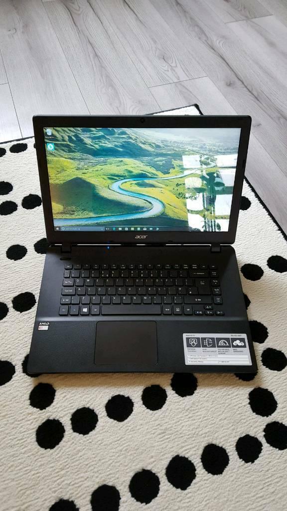 Acer laptop  4gb ram  1TB hard drive  Windows 10 | in Mountain Ash, Rhondda  Cynon Taf | Gumtree