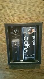 Vype Reloaded e-cigarette BNIB