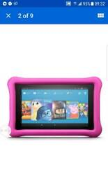 "Fire HD 8 Kids Edition Tablet 8"" Brand new"