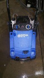 3 phase Nilfisk mc6p pressure washer