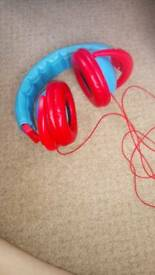 Superman headphones